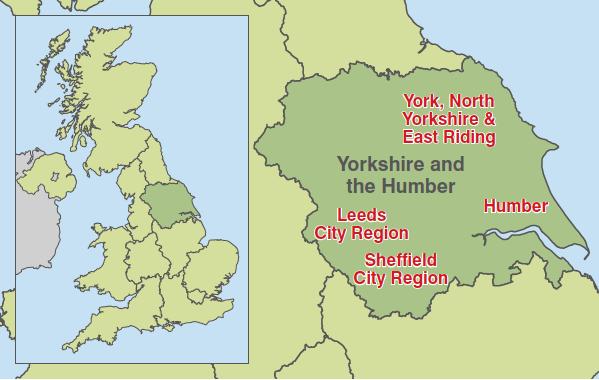 yorkshire humber